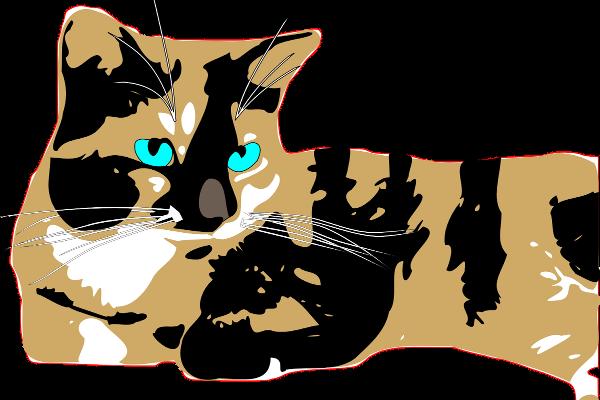 Cat_Vector