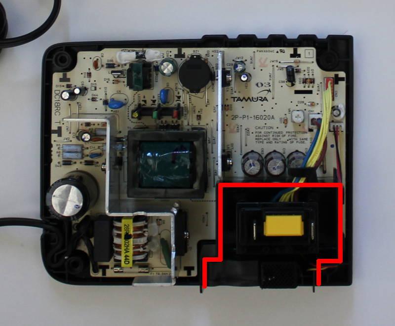 DC18RC internals